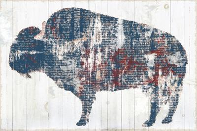 Free Spirit II Red White Blue by Sue Schlabach