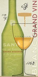 Grand Vin Blanc by Sue Schlabach