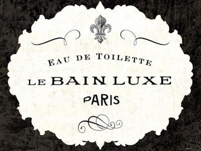 Le Bain Luxe I by Sue Schlabach