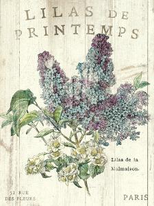 Lilas de Printemps by Sue Schlabach