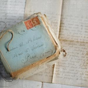 Love Letters I by Sue Schlabach