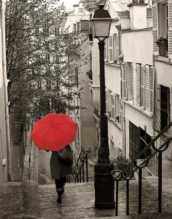 Paris Stroll II by Sue Schlabach