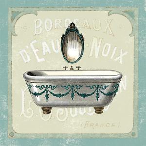 Parisian Bath I by Sue Schlabach
