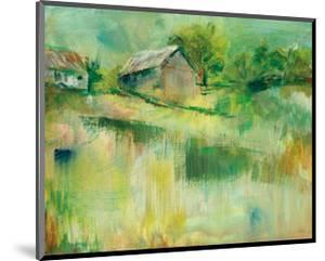 September Barns by Sue Schlabach