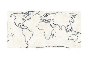 Sketch Map Navy by Sue Schlabach