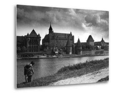 Marienburg Near Malbork, 1937