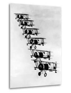 Naval Aircrafts in the Usa, 1934 by Süddeutsche Zeitung Photo