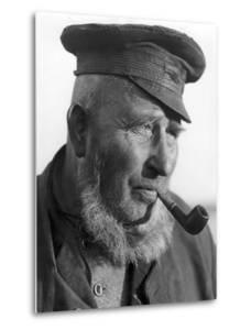 Old Man from Farther Pomerania, 1933 by Süddeutsche Zeitung Photo