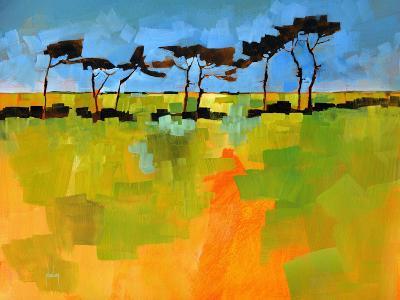 Suffolk Scots-Paul Bailey-Art Print