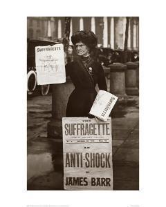Suffragette - Anti-Shock