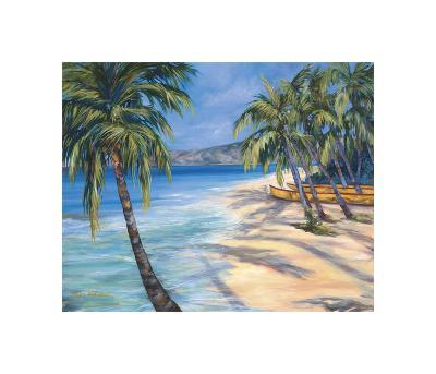 Sugar Beach-Dana Ridenour-Giclee Print