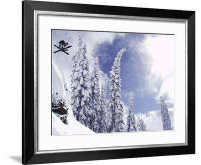 Sugar Bowl, California, USA--Framed Photographic Print