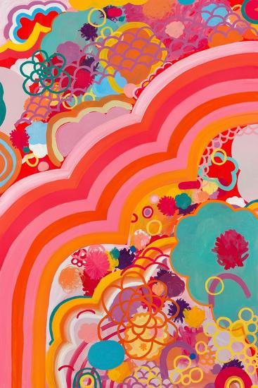 Sugar Crash-Maggie Kleinpeter-Art Print