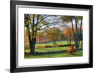 Sugar Hill Dawn-Larry Malvin-Framed Photographic Print