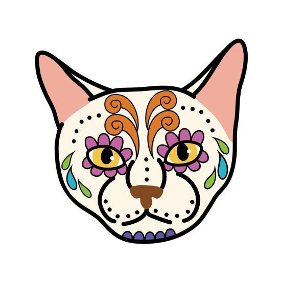 Sugar Kitty 2-Marcus Prime-Art Print