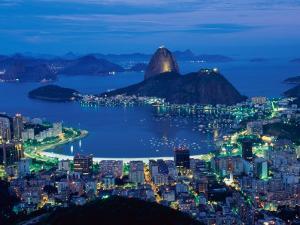 Sugar Loaf Mountain, Rio de Janeiro, Brazil