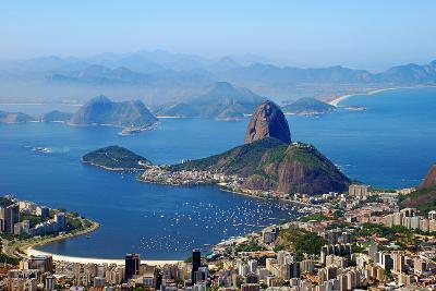 Sugar Loaf - Rio De Janeiro-BrunoFerreira-Photographic Print