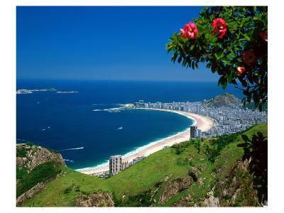 Sugarloaf Mount Copacabana Rio--Art Print