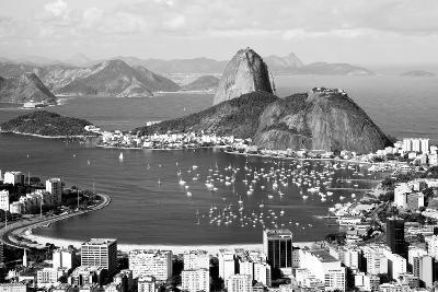Sugarloaf Mountain In Rio De Janeiro-CelsoDiniz-Art Print