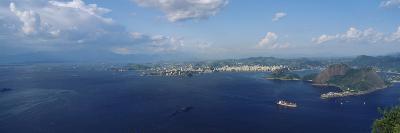 Sugarloaf Mountains, Guanabara Bay, Niteroi, Rio de Janeiro, Brazil--Photographic Print