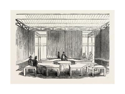 Suggestions for Counters to Be Used at the Great Exhibition in the Crystal Palace, London, UK, 1851--Giclee Print
