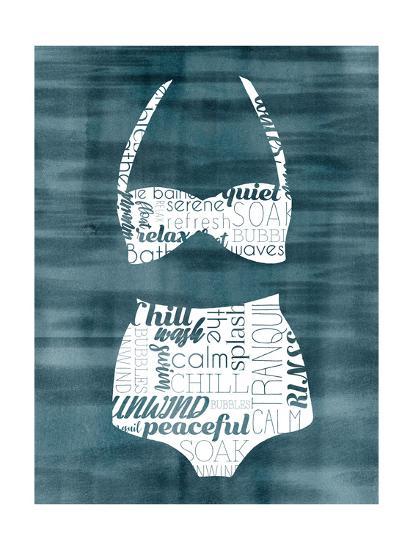 Suit Speak III-Grace Popp-Art Print
