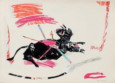 Suite Corrida V-Daniel Milhaud-Collectable Print