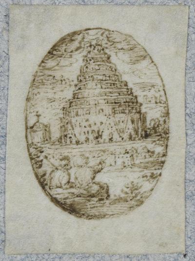 Suite de vingt petits dessins ovales-Johan Wierix-Giclee Print