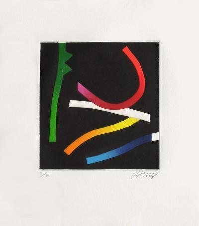 Suite Fluorescente II-Bertrand Dorny-Limited Edition