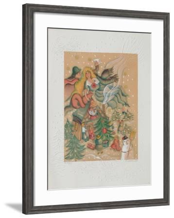 Suite Noel IV-Francoise Deberdt-Framed Limited Edition