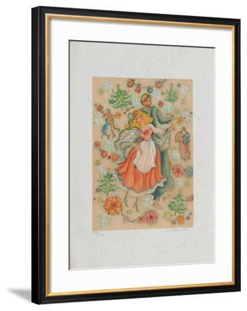 Suite Noel V-Francoise Deberdt-Framed Limited Edition