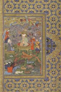 Sulaiman Enthroned