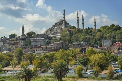 Suleymaniye Cami, Suleyman Mosque-Guido Cozzi-Photographic Print