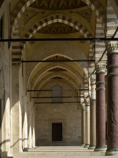 Suleymaniye Mosque, 1550-57-Mimar Sinan-Photo