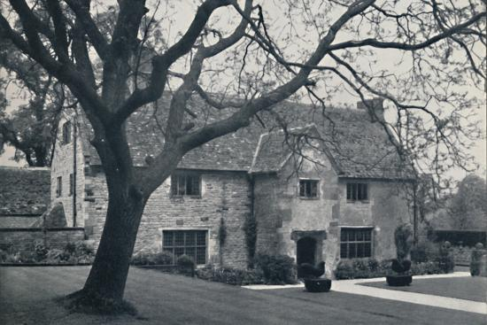 'Sulgrave Manor', 1940-Unknown-Photographic Print