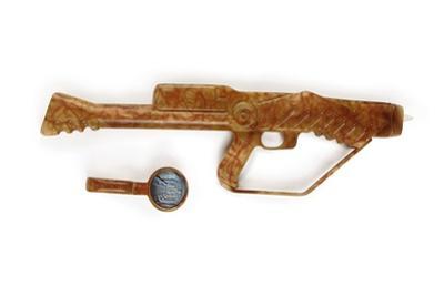 Suliban Rifle and Scanner, Prop Used in 'Star Trek: Enterprise', C.2001