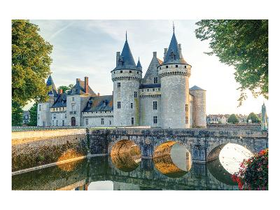 Sully-Sur-Loire Chateau France--Art Print