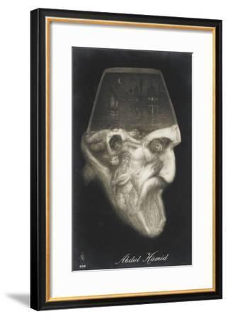Sultan Abdul Hamid II of Turkey--Framed Giclee Print