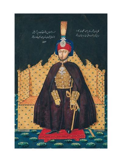 Sultan Abdulmecid I--Giclee Print