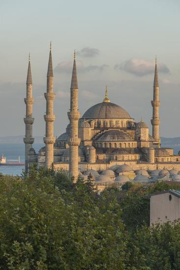 Sultan Ahmet Camii, the Blue Mosque-Guido Cozzi-Photographic Print