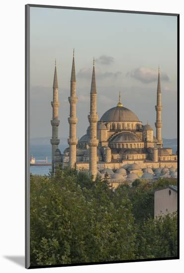 Sultan Ahmet Camii, the Blue Mosque-Guido Cozzi-Mounted Photographic Print