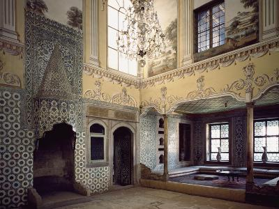 Sultan's Mother's Dining Room, Topkapi Palace, Historic Areas of Istanbul--Photographic Print