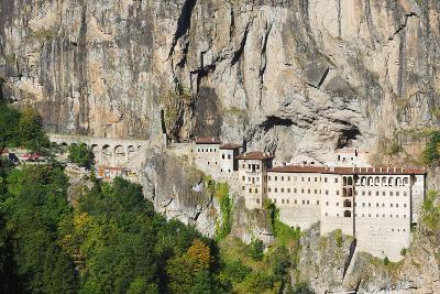 Sumela Monastery, Anatolia-Christian Kober-Photographic Print