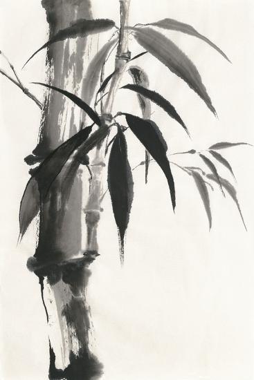 Sumi Bamboo-Chris Paschke-Art Print