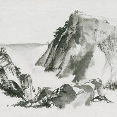 Sumi Rocks-Chris Paschke-Art Print