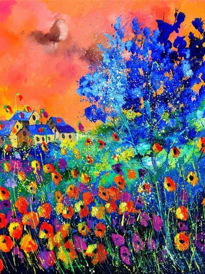 Summer 674170-Pol Ledent-Art Print