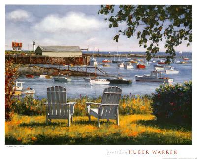 Summer Afternoon-Gretchen Huber Warren-Art Print