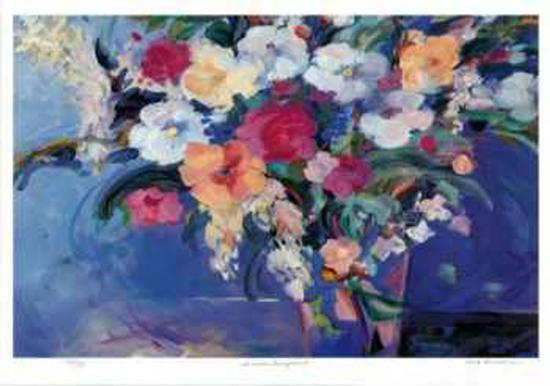 Summer Arrangement-Zora Buchanan-Limited Edition
