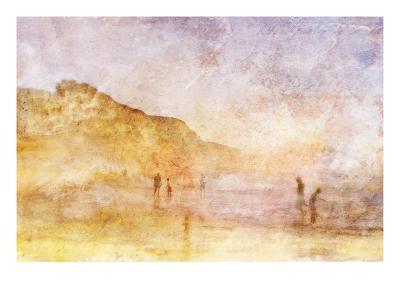 Summer Beach 1-Thea Schrack-Premium Photographic Print