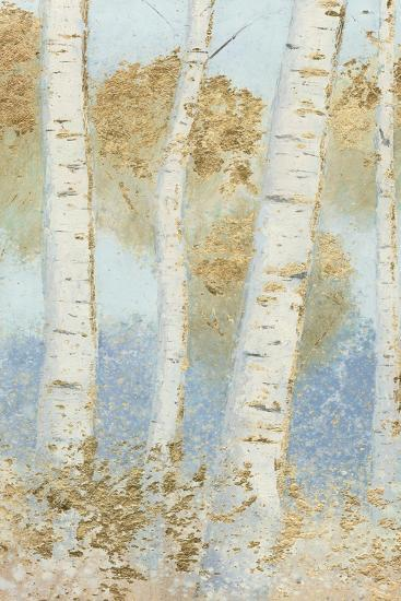 Summer Birches III-James Wiens-Art Print